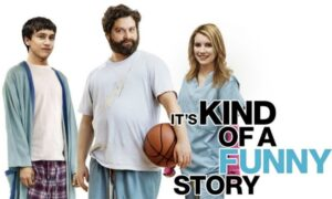 Film de weekend: It's Kind of a Funny Story–O poveste haioasa